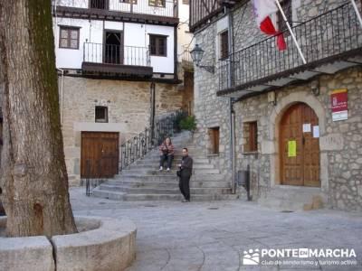 Mogarraz - Sierra de Francia; sierra de madrid tiempo; que sitios visitar en madrid